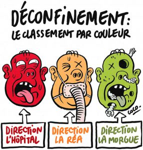 Point déconfinement